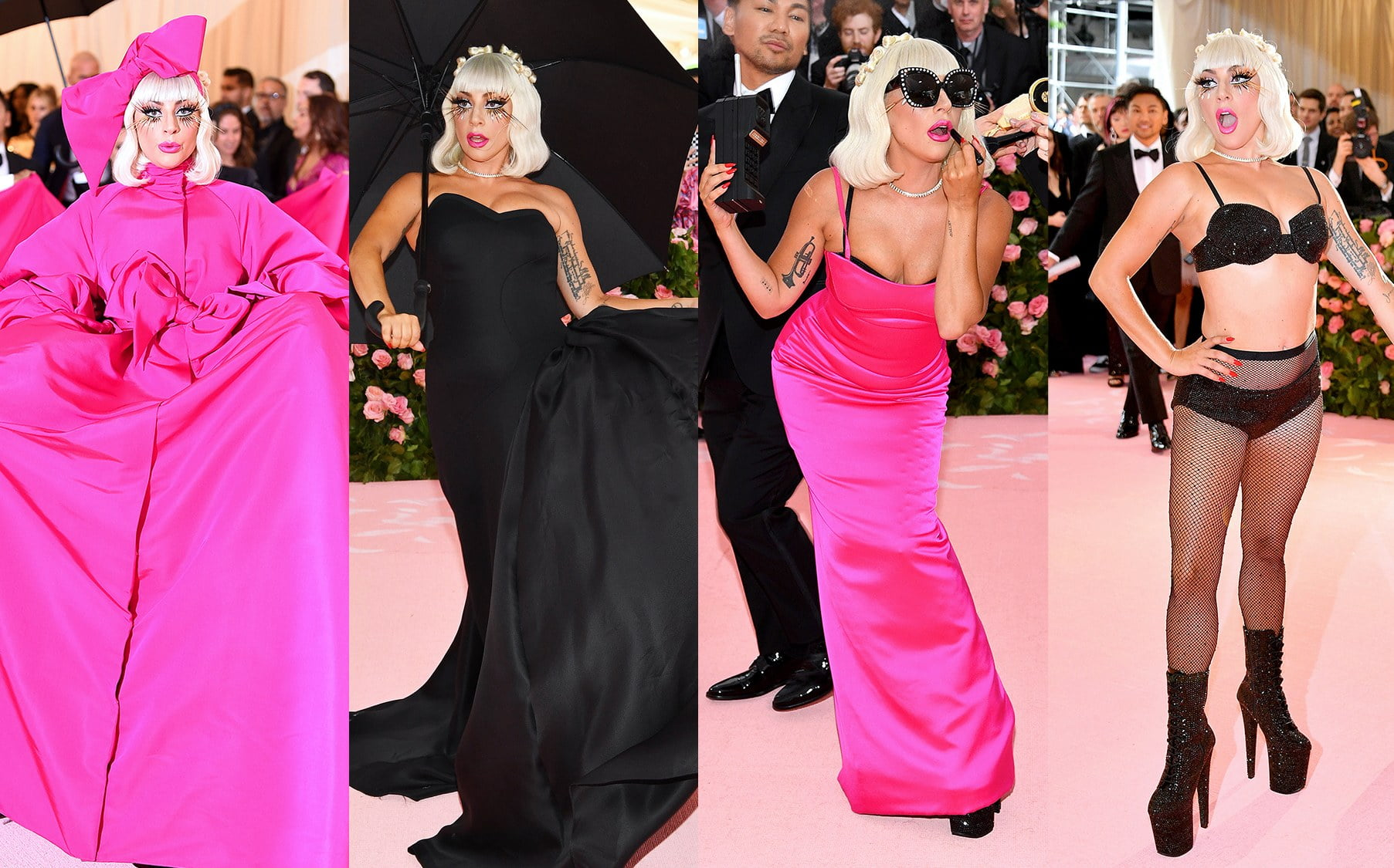Met Gala 2019, Lady Gaga, The Kardashian