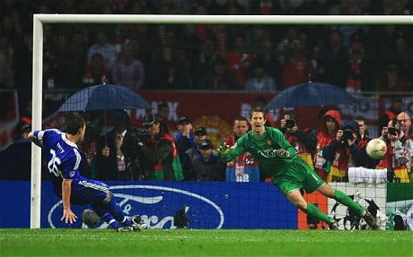 miss 1862894c - UCL #ThrowBack: What Happened The Last Time We Had An All English Champions League Final (Photos)