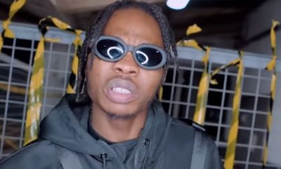 EFCC arrests Naira Marley