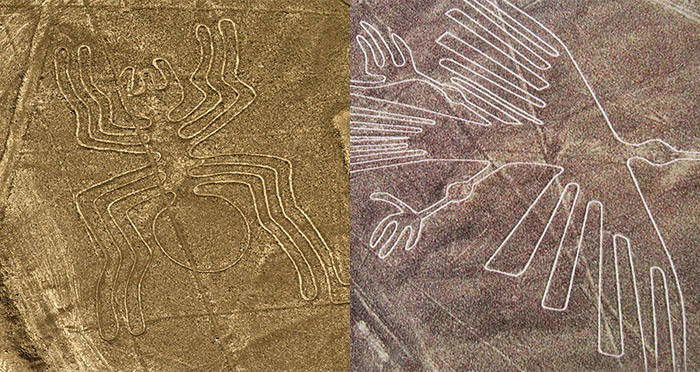 nazca lines split og - The Top Ten Strangest Places On Earth That Might Interest You