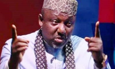 'They Have All Failed' - Okorocha Asks Buhari To Sack Cabinet