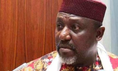 Imo: Why Uzodinma Is Attacking Me - Okorocha