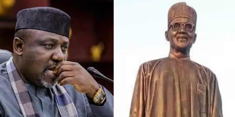 Rochas Okorocha's, Imo State, Muhammadu Buhari