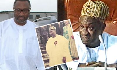 Femi Otedola, Lagos State Government, Forte Oil,Michael Otedola