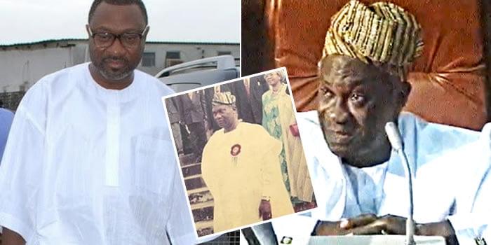 Femi Otedola, Lagos State Government, Forte Oil,Michael Otedola