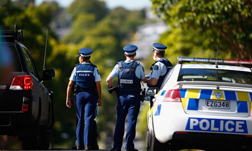 police getty 1120 1000x600 - New Zealand Police Say Object Found At Site Of Christ Church Killings, Not Bomb