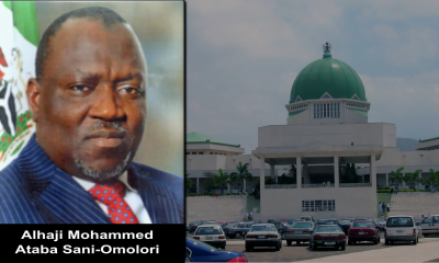 EFCC interrogates National Assembly clerk, seizes his international passport