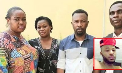 Ruggedman, Kolade Johnson's family