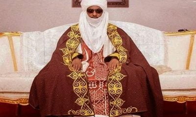 Breaking: Sanusi Heads To Court Over Dethronement As Emir Of Kano