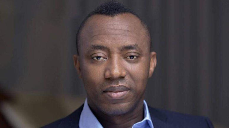 sowore 777x437 - DSS DG Faces Jail Threat Over Sowore's Detention