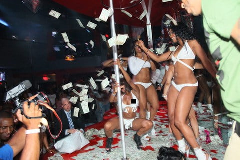 strippers club - FG Tears Down 'Strippers' Club In Abuja