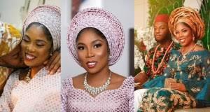 tosin tiwa - Nigerian Music Artiste, Tiwa-Savage Finally Re-Married?