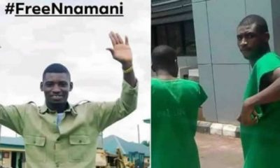 Youth Corps Member Allegedly Imprisoned For Criticizing University Management
