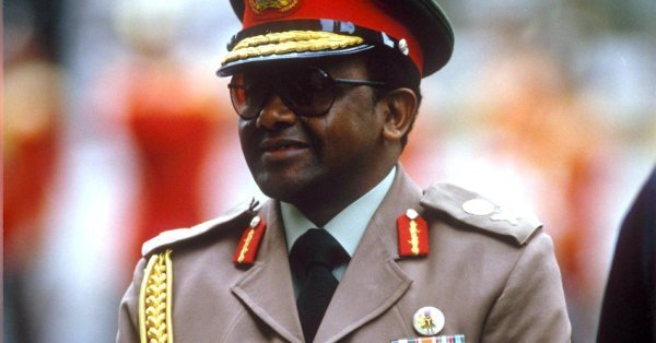 Abacha - Nigeria At 59: Profile Of Nigerian Presidents From Independence Till Date