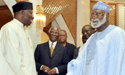 What Goodluck Jonathan Said About Abdusalami Abubakar At 77