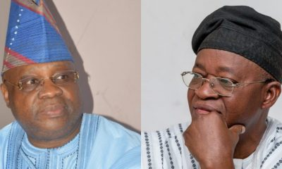 Supreme Court Delivers Judgment On Osun Governorship Election