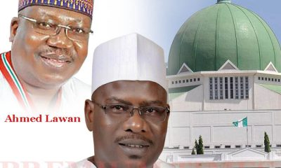 Senate Presidency: Trouble For Ndume As 64 Senators-Elect Endorse Lawan (Full List)