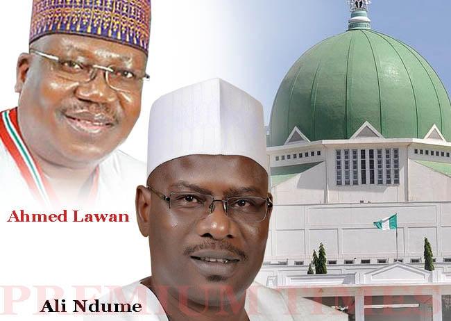 Senate Presidency: Trouble For Ndume As 64 Senators-Elect Endorse Lawan (Full List)