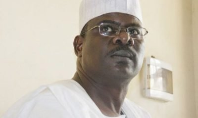 JUST IN: Senator Ali Ndume Released From Kuje Prison