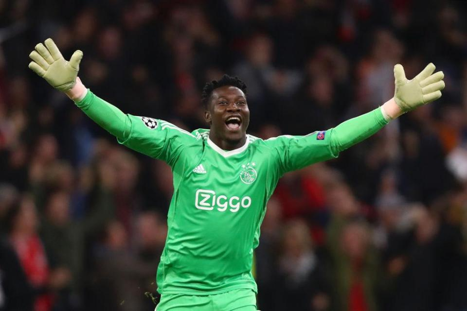 Andre Onana 2 - AFCON 2019: 10 Key Players To Watch