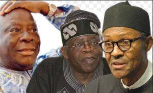 2023 Presidency: Ayo Adebanjo Reveals Buhari's 'Plan' For Tinubu