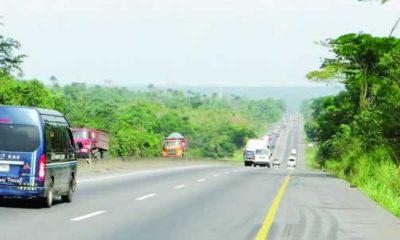Benin-ore-highway