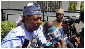 Borno Gov 300x172 - Gov. Zulum Of Borno Appoints Yoruba, Igbo Into His Cabinet