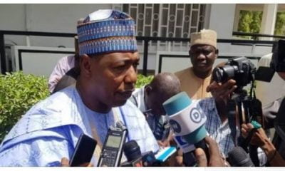 Boko Haram Still Occupy Part Of Sambisa Forest - Zulum