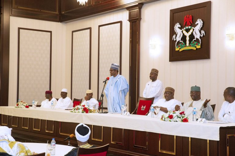 Buhari Describes Abuja Residents As 'Necessary Evil' For Not Voting Him