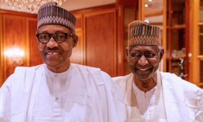 NSA Monguno Clashes With Buhari's Chief of Staff, Abba Kyari Over National Security