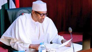 Buhari addresses Nigerians on COVID-19