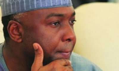 Saraki Reveals 'Saddest Day' As Nigeria's Senate President