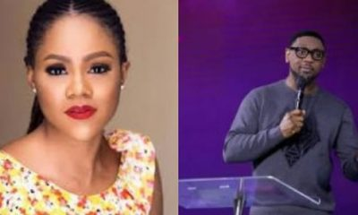 Busola Dakolo accuses Fatoyinbo of COZA of rape