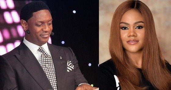 COZA Pastor Biodun Fatoyinbo Makes N50m Demand From Busola Dakolo