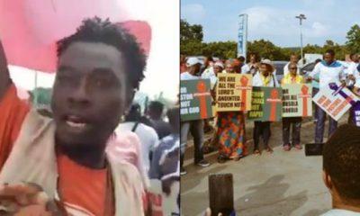 COZA Protester COnfess