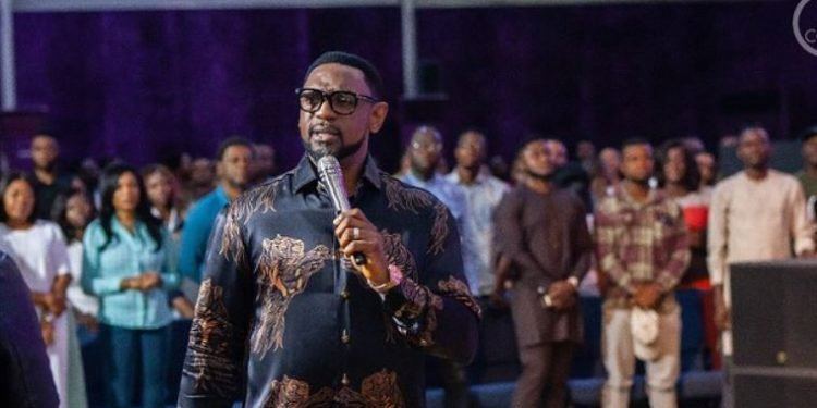 COZA: Pastor Fatoyinbo Reveals Position As A Cultist (Video)