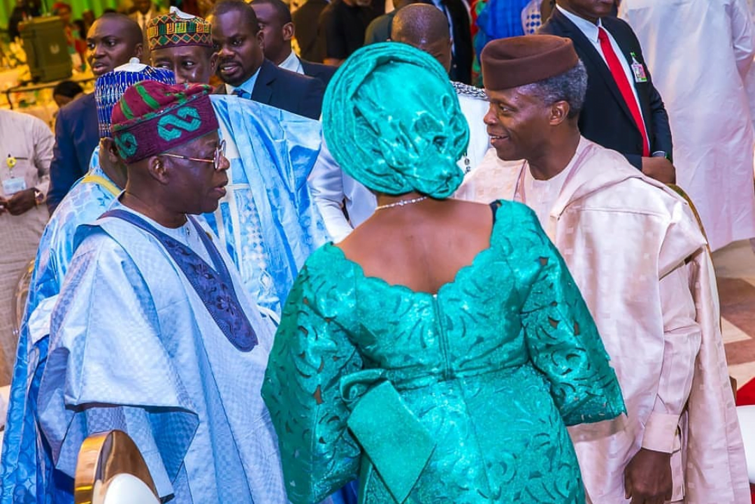 Dinner - Democracy Day: Buhari Hosts World leaders To Dinner, Gala Night [PHOTOS]
