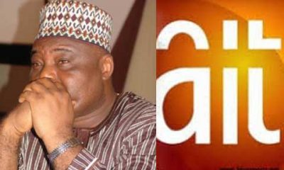 Breaking Raymond Dokpesi's AIT Back On Air