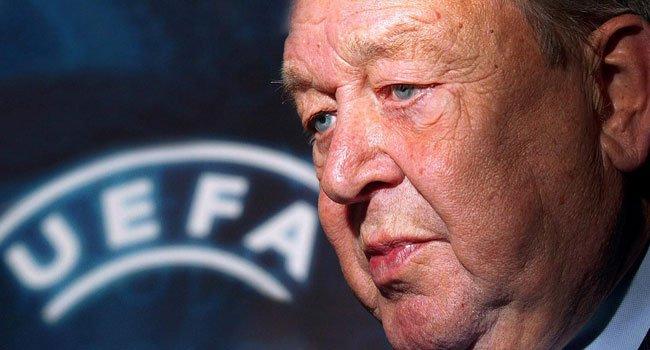 Former UEFA President, Lennart Johansson Dies At 89