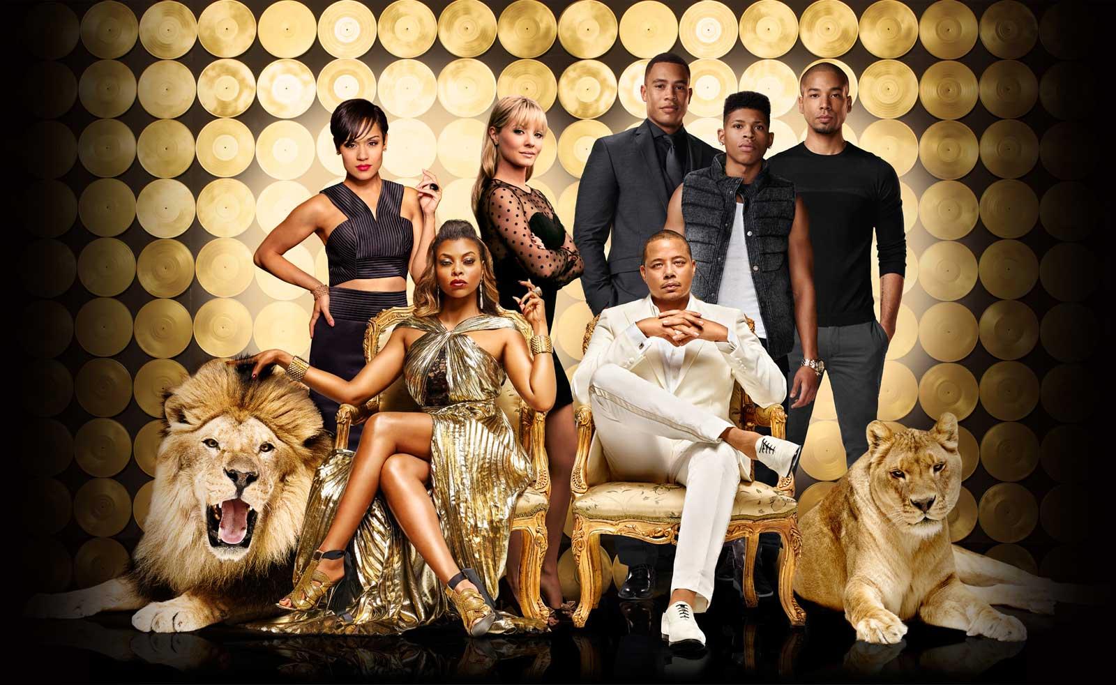 Empire Lion Family