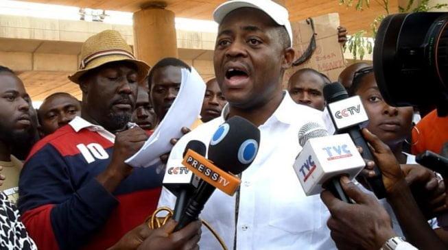 Fani Kayode and Dino Melaye - See Femi Fani Kayode's Reaction To Ooni, Soyinka's Anti-Ruga Statement