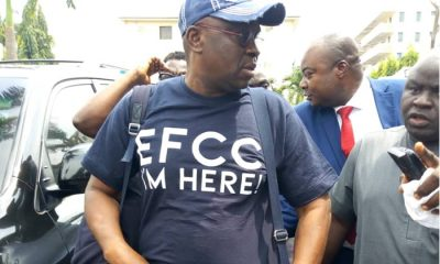 Drama As EFCC Unseals Houses Erroneously Linked To Fayose
