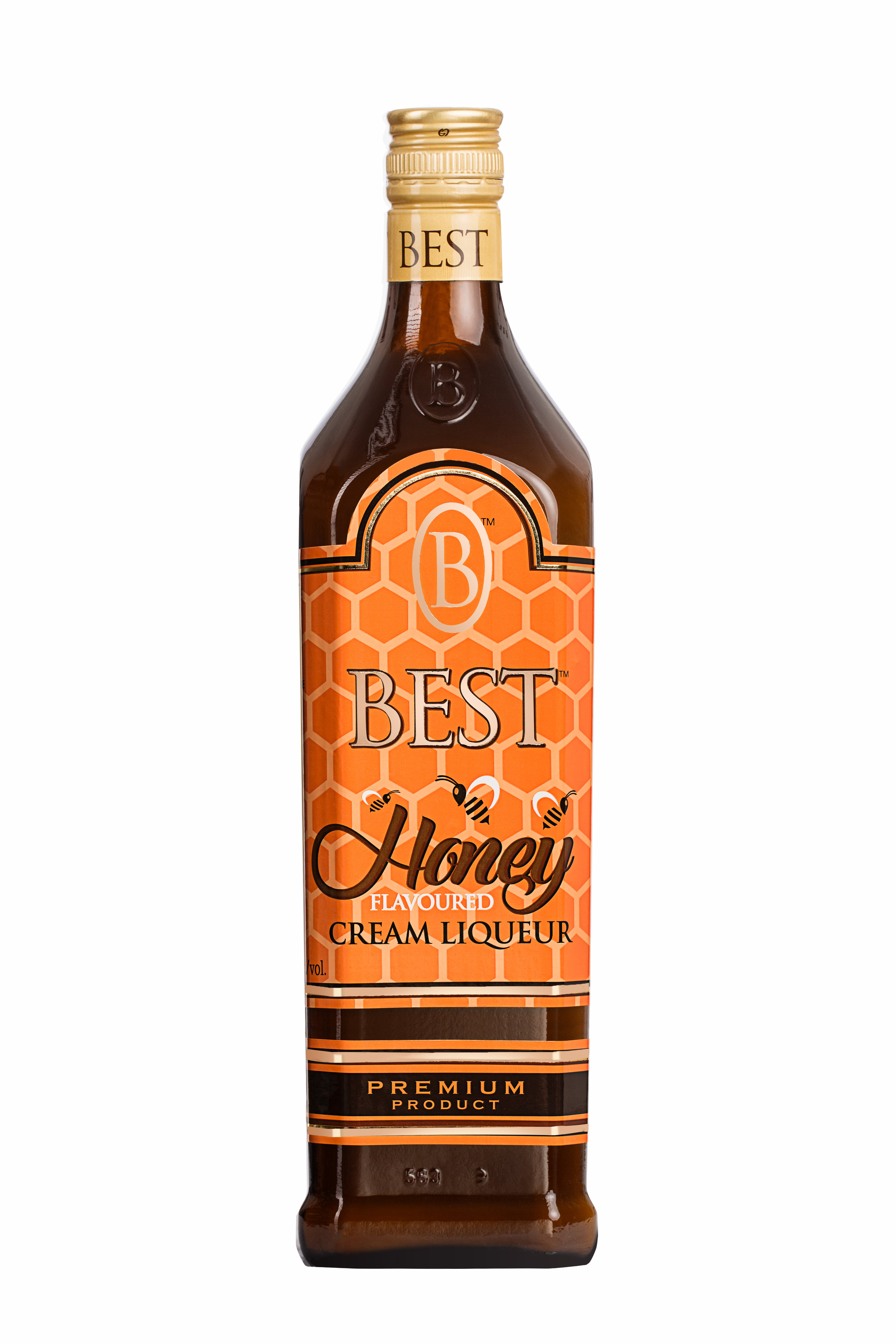 HONEY - Best Alcohol Unveils New Premium Drink, Best Honey Cream