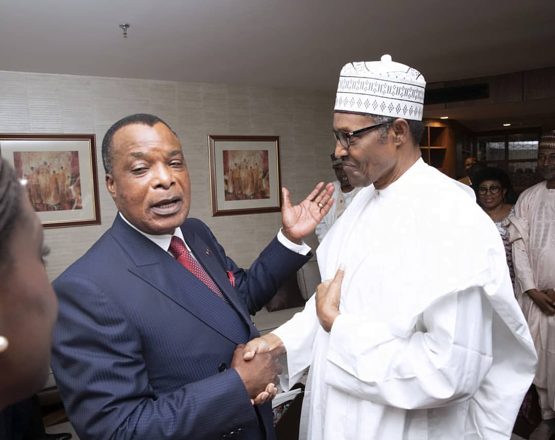 IMG 20190612 010121 - Democracy Day: Buhari Hosts World leaders To Dinner, Gala Night [PHOTOS]