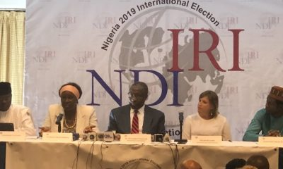 Nigerians React To IRI/NDI Report On 2019 Elections