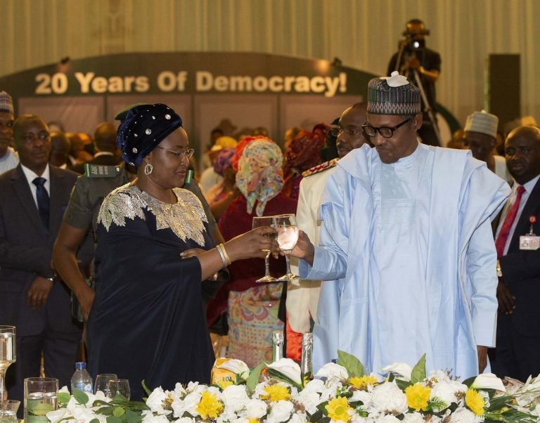 June12 Dem 6 - Democracy Day: Buhari Dines With African Leaders (Photos)