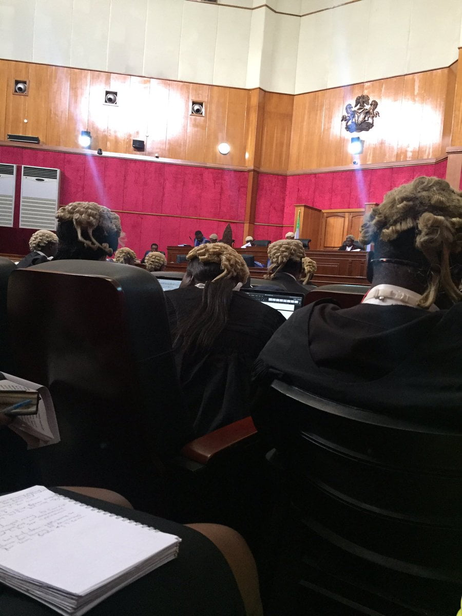 Latest Presidential Election Tribunal News For Friday, 19th July, 2019