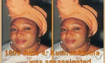 Late Kudirat Abiola