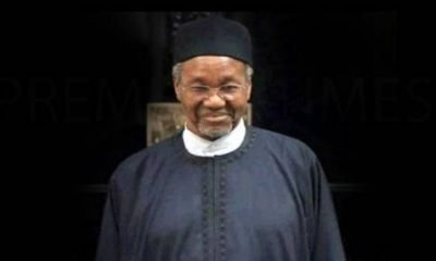 Finally, Mamman Daura Breaks Silence On Abba Kyari's Death