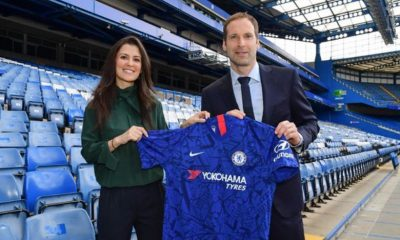 Petr Cech Returns To Chelsea